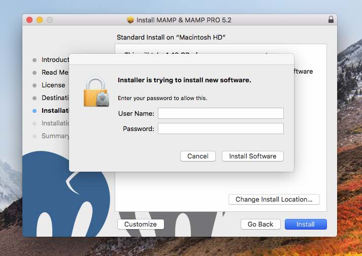 How to install MAMP on Mac OS X (cont) - DaveScripts com